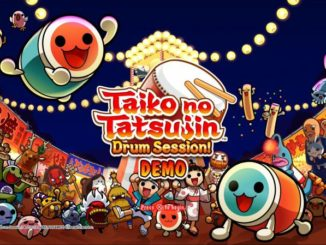 Taiko no Tatsujin: Drum Session! PS4 demo