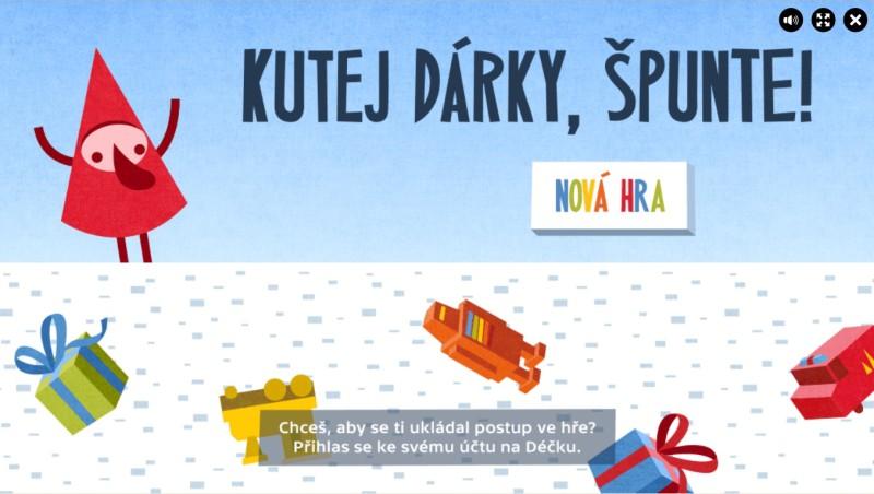Adventní kalendář ČT Déčko 2018 – 2