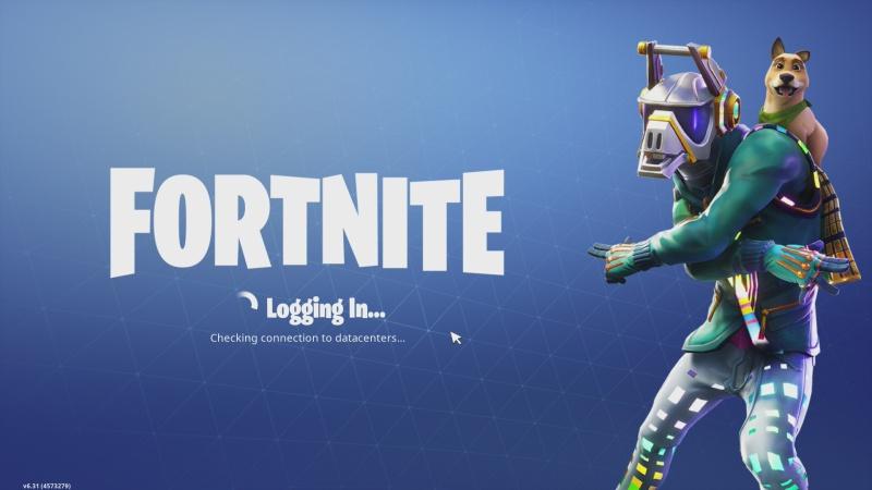 Fortnite - klávesnice + myš PS4
