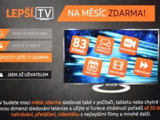 Lepší TV je aplikace 02