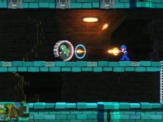 Megaman 11 PS4 demo