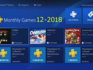 ps plus ps4 monthly games 12 - 2018