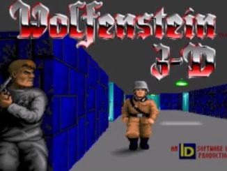 Wolfenstein 3D MS-DOS PC game