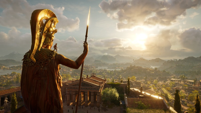 Assassins Creed Odyssey recenze hry