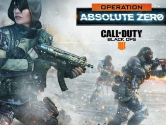 Call of Duty: Black Ops 4 - Operation Absolute Zero PS4 trial demo