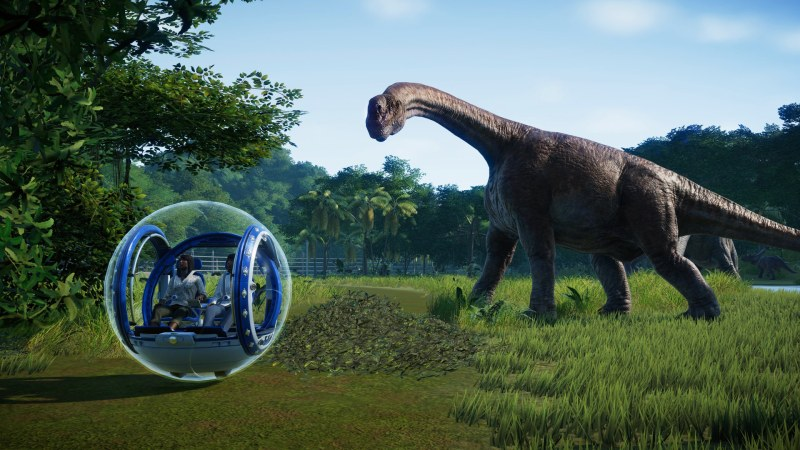 Jurassic World: Evolution - recenze hry 2