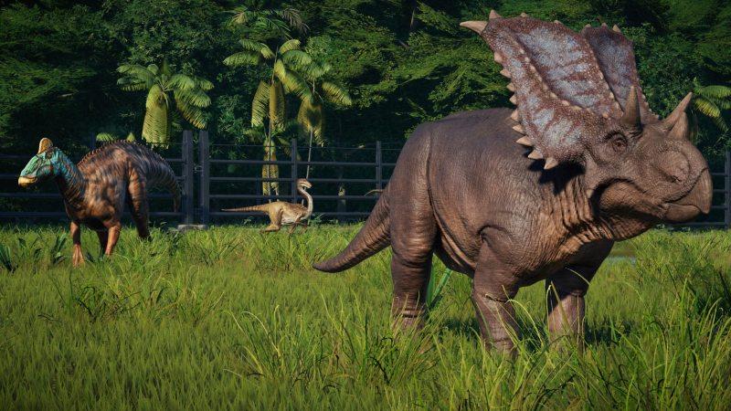 Jurassic World: Evolution - recenze hry 4