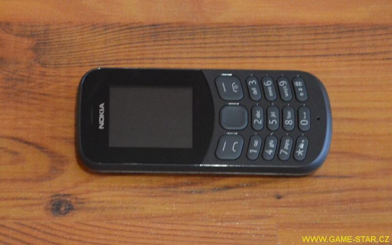 Nokia 130 - ideální mobilní telefon pro seniory 3