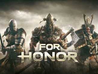 For Honor PS4 (Ps Plus 2/2019)