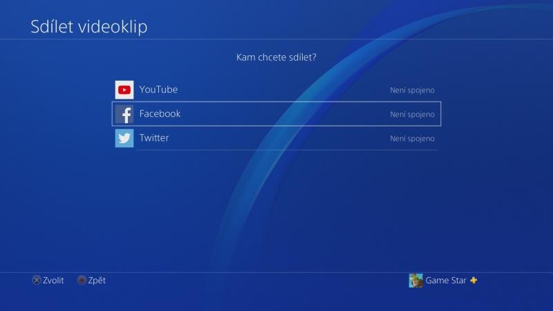 Jak streamovat hry na PS4 - 4