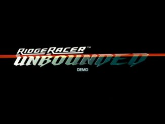Ridge Raced Unbounded xbox 360 demo