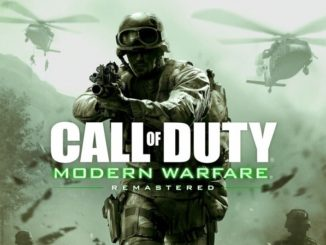Call of Duty: Modern Warfare Remastered PS4 (Ps Plus 3/2019)