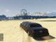 GTA 5 cheat PS4 auto limuzína (limo)