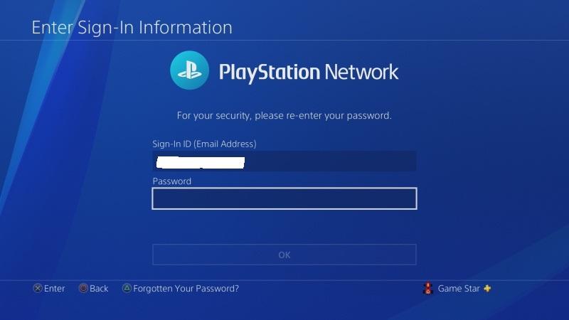 Jak změnit jméno účtu na PS4 - 7