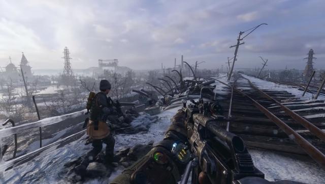 Metro Exodus - recenze hry