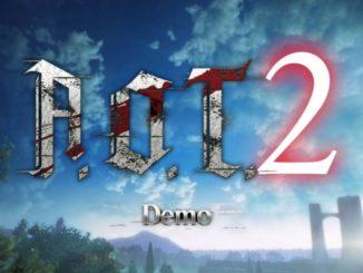A.O.T. 2 PS4 demo