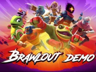 Brawlout PS4 demo