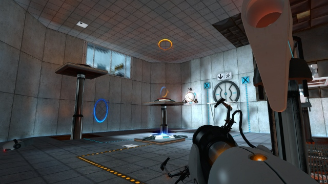 Portal 1 - hra