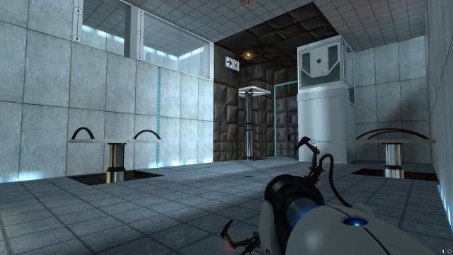 Portal 1 - hra 3