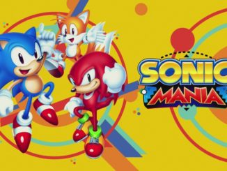 Sonic Mania ps4 playstation plus