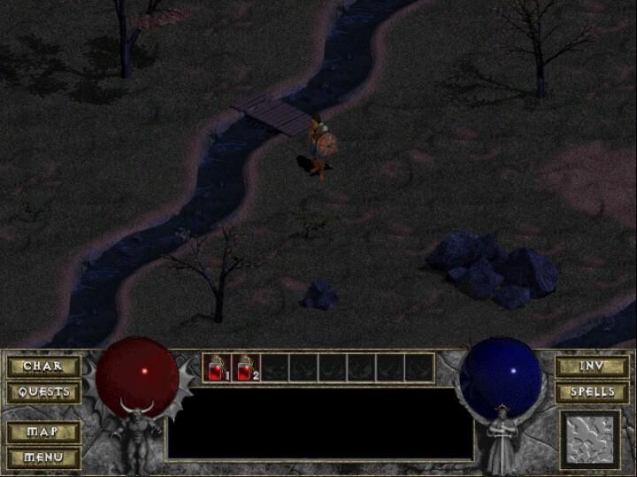 Diablo 1 online - 4