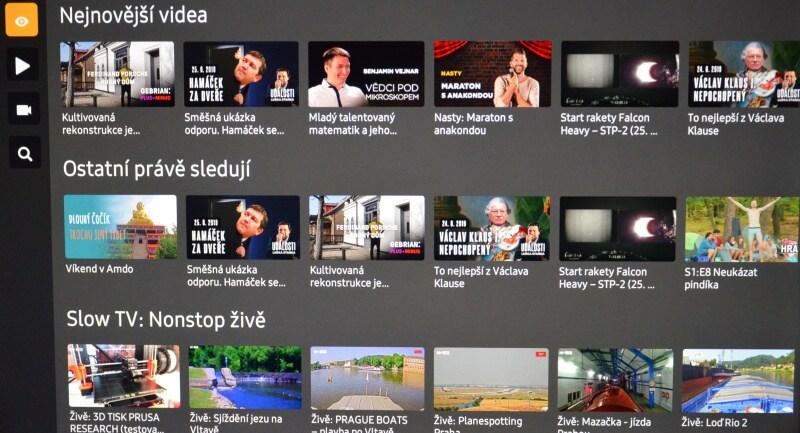 Mall.tv aplikace Samsung 4