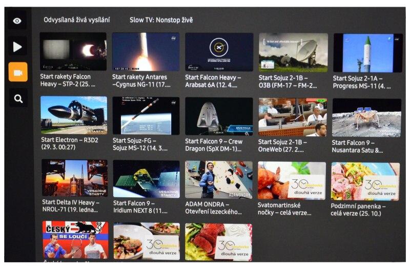 Mall.tv aplikace Samsung 6