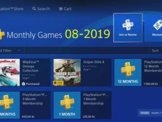 ps4 monthly games 08-2019