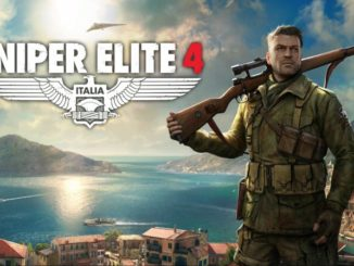 Sniper Elite 4 PS4 (Ps Plus 8/2019)