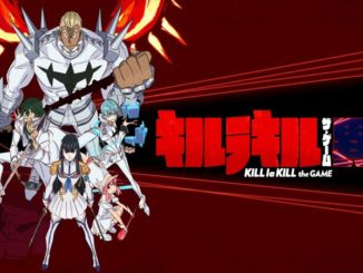 Kill la Kill The Game PS4