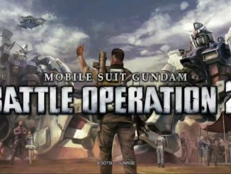 Mobile Suit Gundam Battle Operation 2 PS4
