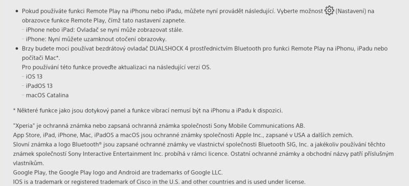 PS4 firmware update verze 7.0_4