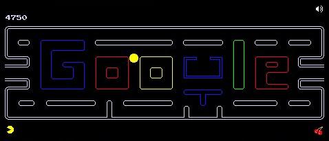 Pacman v prohlížeči 2