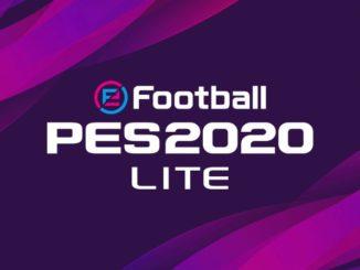 eFotbal PES2020 lite PS4