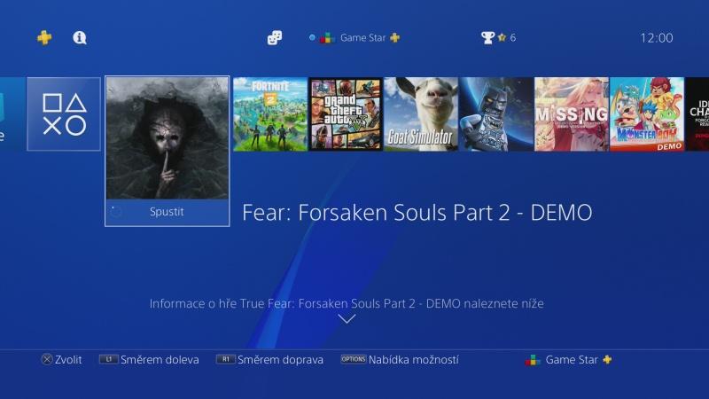 Jak vypnout hru na PS4 2