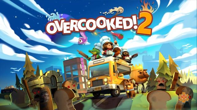Overcooked 2 - Surf n turf