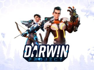 Darwin Project PS4 gameplay