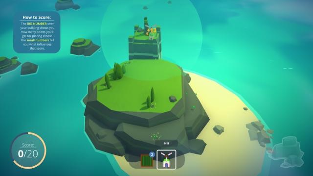 Islanders: a minimalist city builder 3