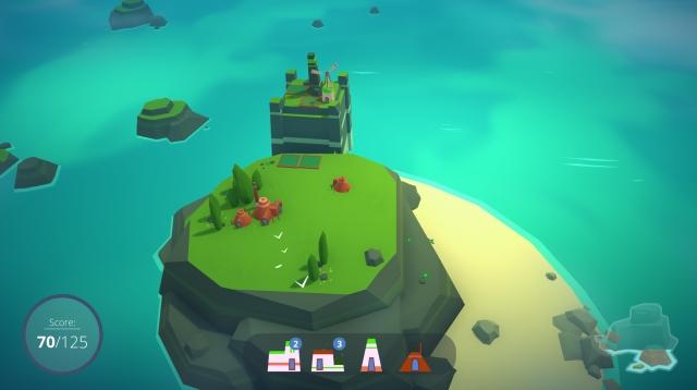 Islanders: a minimalist city builder 4
