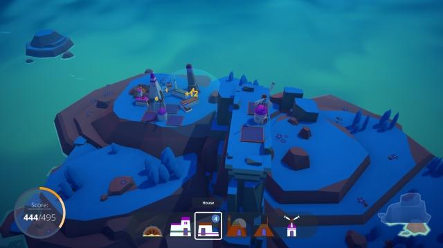 Islanders: a minimalist city builder 5