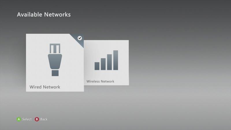 Jak připojit Xbox 360 k internetu 4