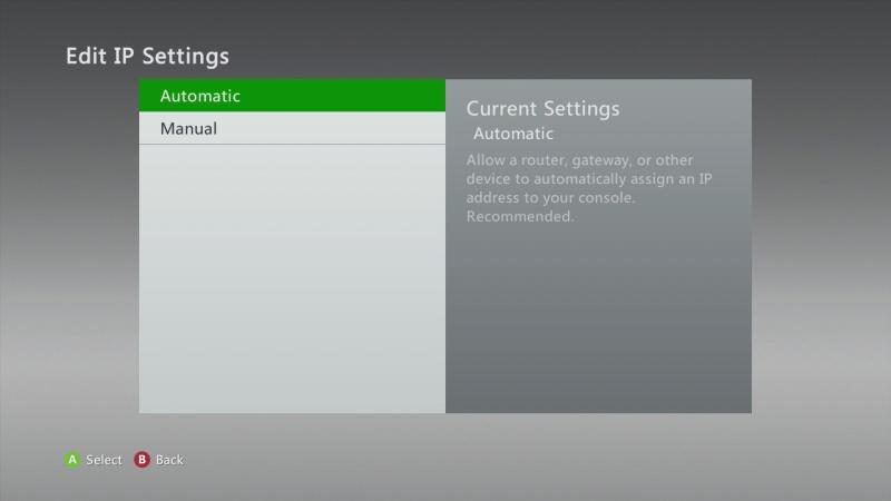 Jak připojit Xbox 360 k internetu 7
