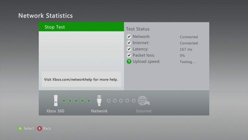 Jak připojit Xbox 360 k internetu 8