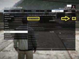 Jak vypnout voice chat v GTA V