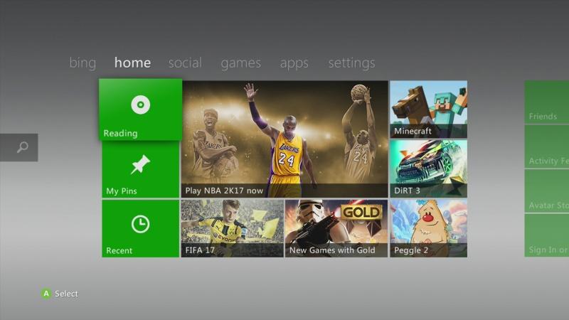 Restart Xbox 360 - 1