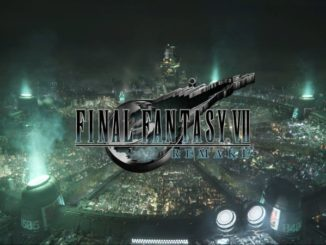 Final Fantasy VII remake PS4 demo