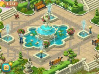 Gardenscapes hra