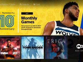 ps plus games 07-2020