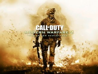 Call of Duty: Modern Warfare 2 Campaign Remastered PS4 (Ps Plus 8/2020)