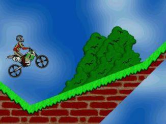 Elastomania - 2D hra s motorkou